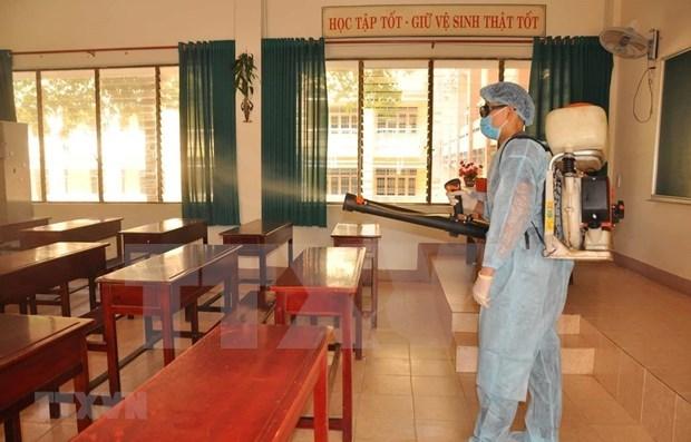 政府总理颁发关于加强新冠肺炎疫情防控工作的通知 hinh anh 1
