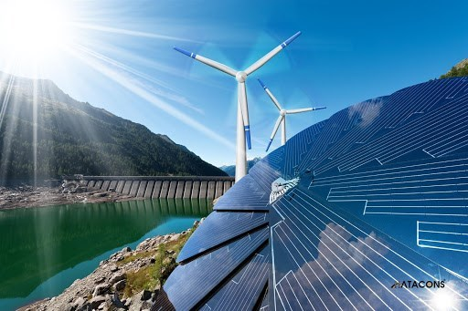 越英两国加强在可再生能源发展领域上的合作 hinh anh 1
