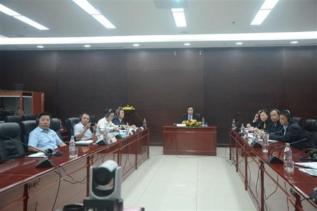 岘港市与瑞典布罗斯市加强科学教育合作 hinh anh 1