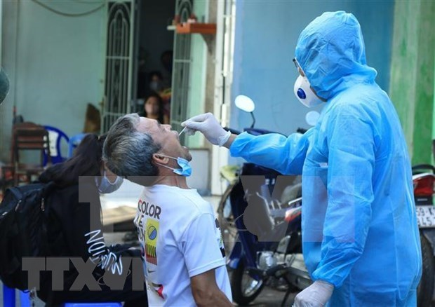 新冠肺炎疫情:越南新增3例境外输入确诊病例 hinh anh 1