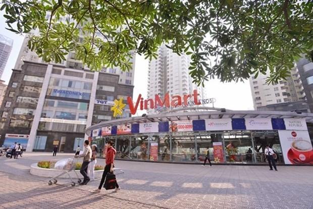 越南零售市场继续吸引外国投资者的目光 hinh anh 1