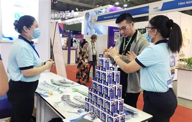 2020年浙江国际贸易(越南)展览会正式开展 hinh anh 2