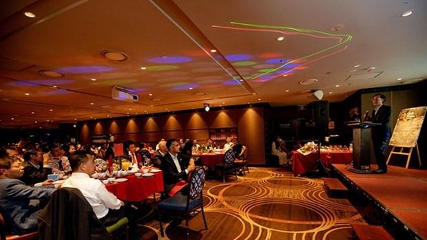 旅居澳大利亚越南企业为双边贸易关系做出巨大贡献 hinh anh 1