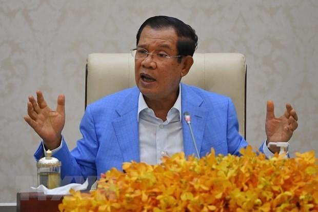 柬埔寨首相洪森即将主持召开第八届伊洛瓦底江—湄南河—湄公河经济合作战略框架峰会 hinh anh 1