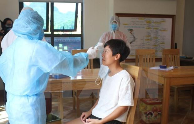 新冠肺炎疫情:平阳省为2650余名外国专家入境工作创造便利条件 hinh anh 1