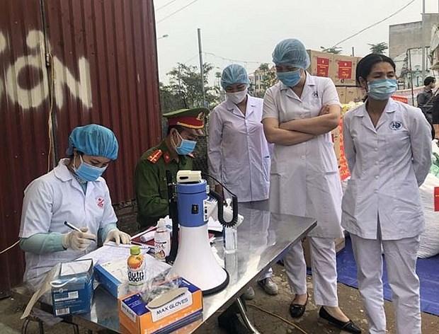 亚行援助越南60万美元 用于新冠肺炎疫情防疫工作 hinh anh 1