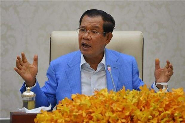 柬埔寨首相高度评价柬老缅越4国一体化的效率 hinh anh 1