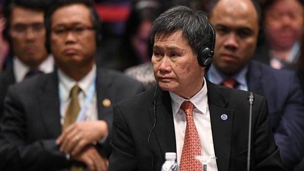 东盟秘书长:越南引领东盟齐心协力与主动适应 hinh anh 1
