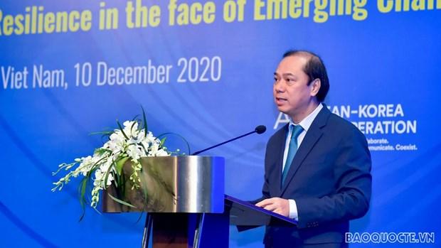 增强东盟加三经济金融合作韧性共同应对新挑战 hinh anh 1