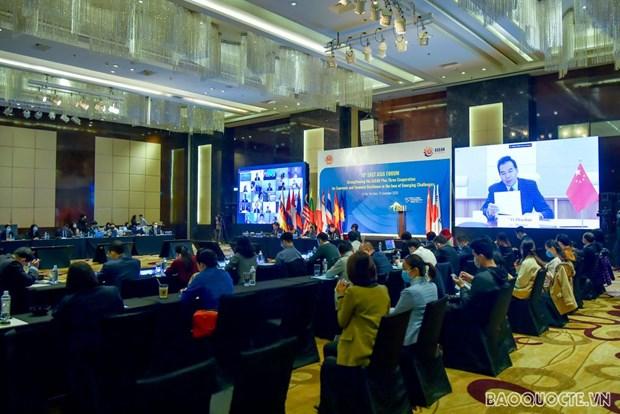 增强东盟加三经济金融合作韧性共同应对新挑战 hinh anh 2