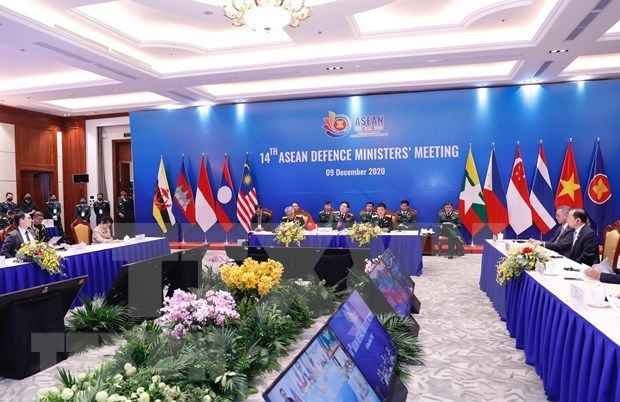ASEAN 2020:泰国正式公布东盟国防部长会议的结果 hinh anh 1
