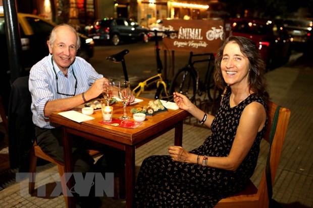 越南饮食文化亮相阿根廷 hinh anh 2