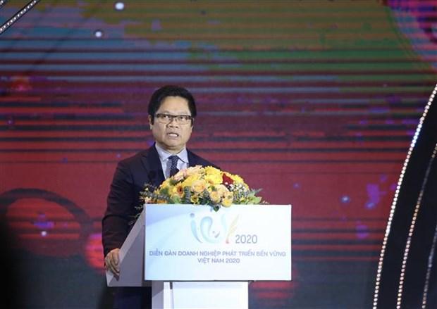 政府副总理武德儋:可持续发展是当务之急 hinh anh 2