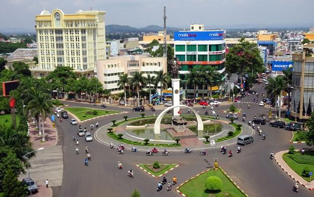 越南得乐省完成或超额完成2020 年度14项经济社会发展指标 hinh anh 1