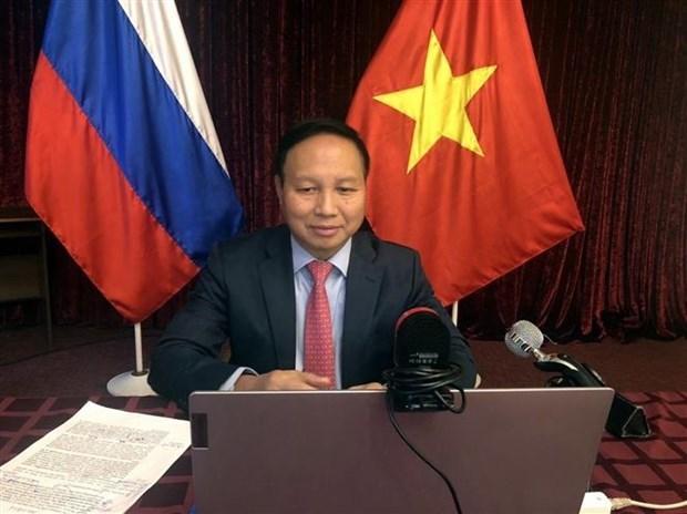 2020年东盟周促进俄罗斯与东盟青年和专家的交流 越南呼吁扩大各个领域的合作 hinh anh 1