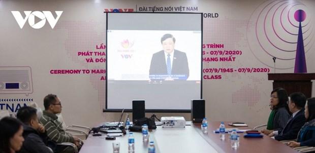 第57届亚太广播联盟大会:危机时期的媒体革新与创新 hinh anh 1