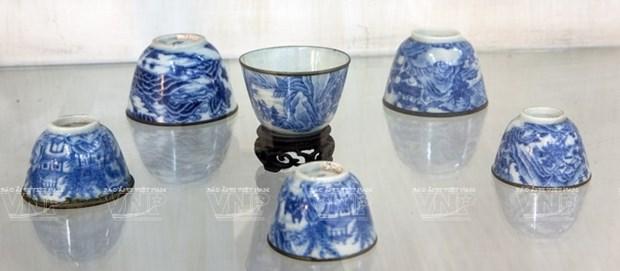 中国宋代瓷器进一步丰富升龙皇城考古学内涵 hinh anh 1