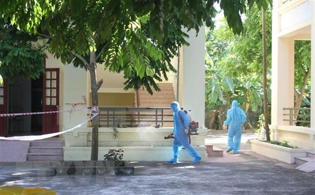 越南新增3例输入性新冠肺炎确诊病例 hinh anh 1
