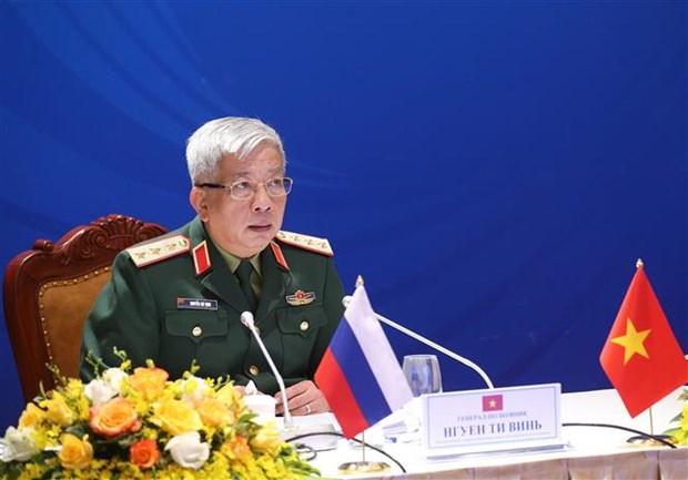 越俄热带中心政府间协调委员会第31次会议举行 hinh anh 2