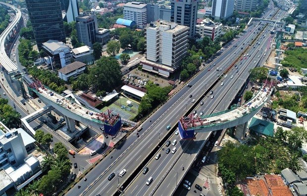 世行:2021年印尼经济增长3.1% hinh anh 1