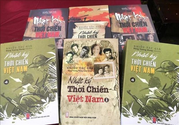 《越南战争日记》一书获越南纪录组织的推崇 hinh anh 1
