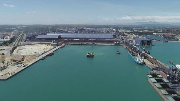 越南和发钢铁集团成为澳大利亚最大的越南客户 hinh anh 1