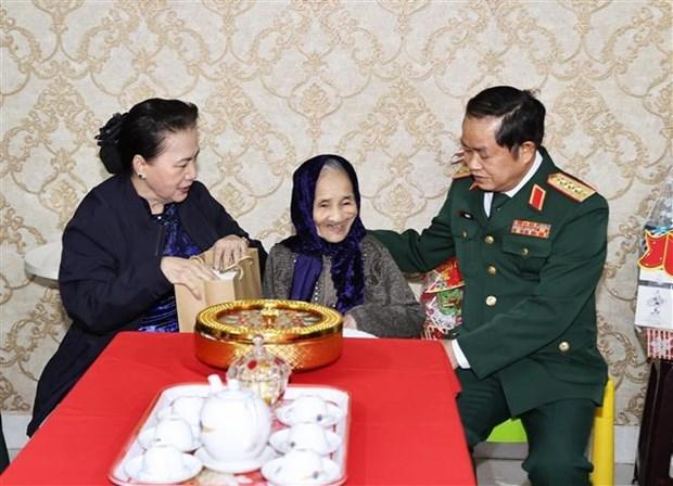 阮氏金银:第五军区集中建设廉洁强大的党委 hinh anh 3