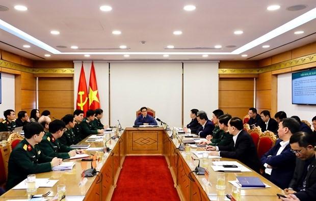 越南首批新冠疫苗试验志愿者的身体健康稳定并没有任何不良反应 hinh anh 2