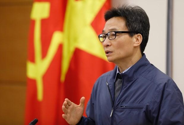 越南首批新冠疫苗试验志愿者的身体健康稳定并没有任何不良反应 hinh anh 1