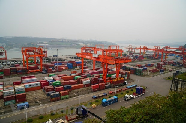中国重庆市与越南合作潜力仍然巨大 hinh anh 1