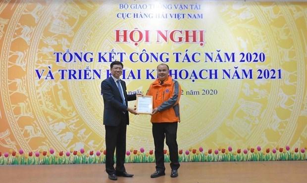 越南搜救船船长获国际海事组织表彰 hinh anh 2