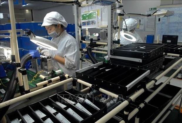 世行:2021年越南经济增速可达6.8% hinh anh 1