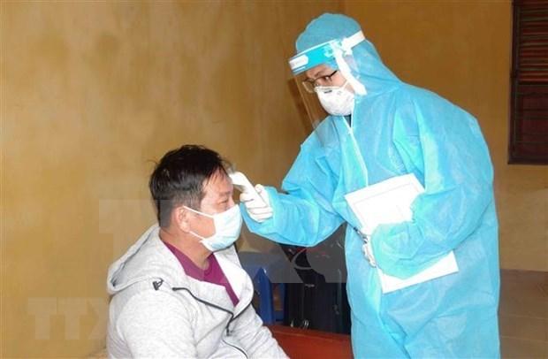 越南新增1例境外输入病例 患者是一名从乌克兰入境的船员 hinh anh 1