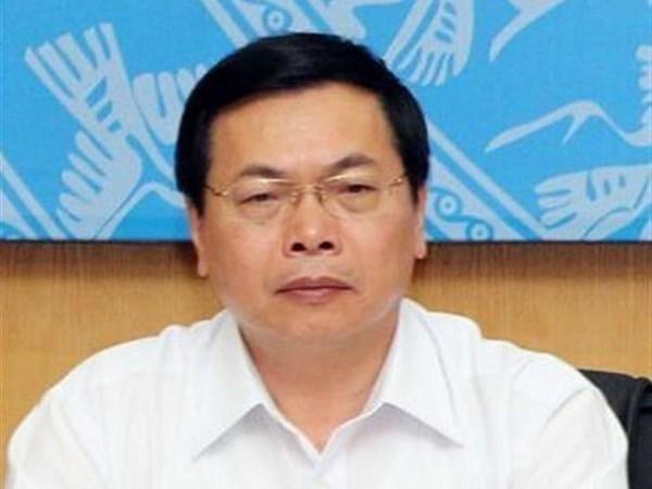 原越南工贸部长武辉煌案一审将于2021年1月7日开庭 hinh anh 1