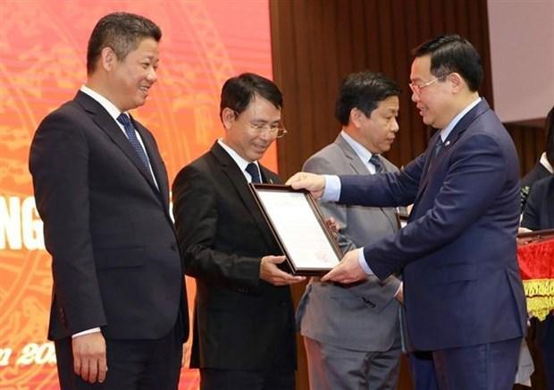 越南政府总理批准五省人民委员会主席等职务选举结果 hinh anh 1