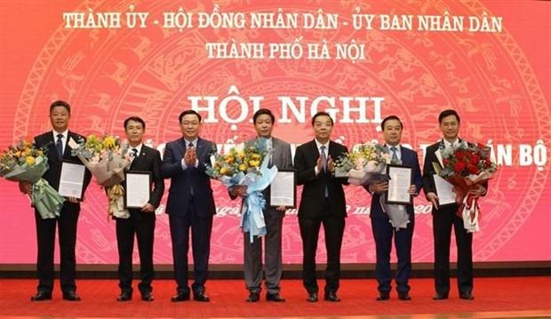 越南政府总理批准五省人民委员会主席等职务选举结果 hinh anh 2