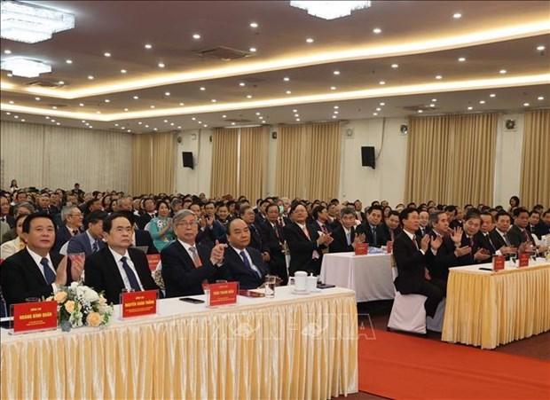 阮春福总理:科学技术须成为现代生产力发展的最重要动力 hinh anh 3