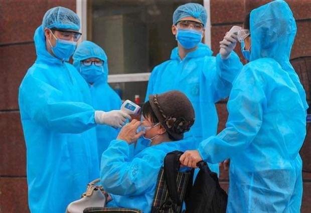 越南新增6例境外输入新冠肺炎确诊病例和22例治愈病例 hinh anh 1