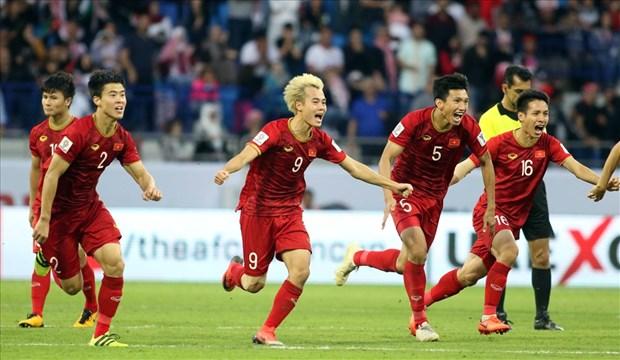 2020年越南足球成为东南亚的亮点 hinh anh 1