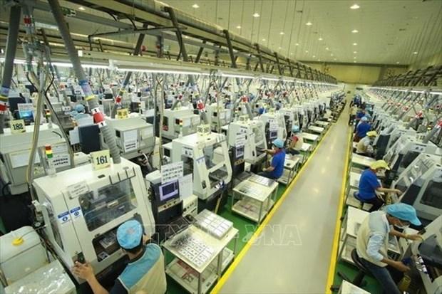 国际媒体对2020年越南经济增长作出积极评价 hinh anh 1