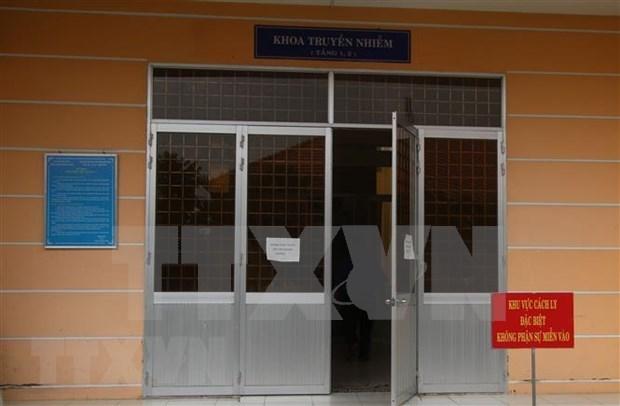 越南新增10例输入性新冠肺炎确诊病例 与第1440例和第1451例的密切接触者立即与当地医疗机构联系 hinh anh 1