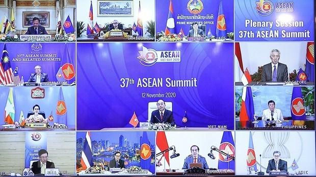 俄罗斯卫星通讯社盘点越南在2020年内的成就 hinh anh 2