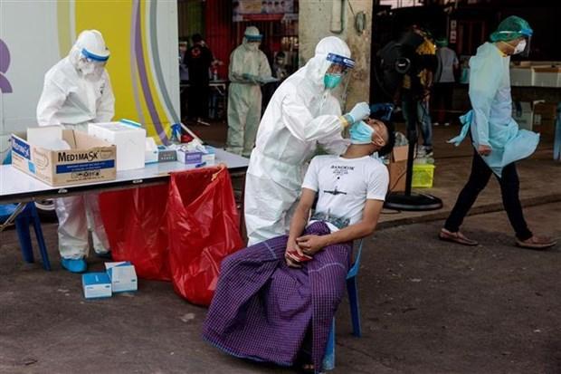 东南亚各国新冠肺炎疫情形势依然严峻 hinh anh 1