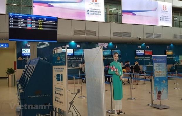 金兰国际机场获得国际机场协会机场健康认证 hinh anh 1