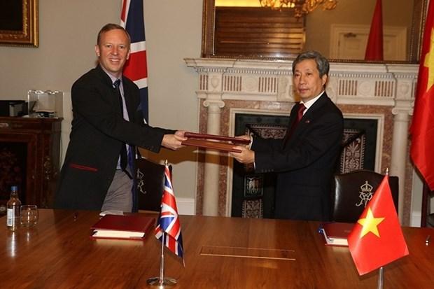 《越南与英国自由贸易协定》为越南的出口产品打造新平台 hinh anh 4