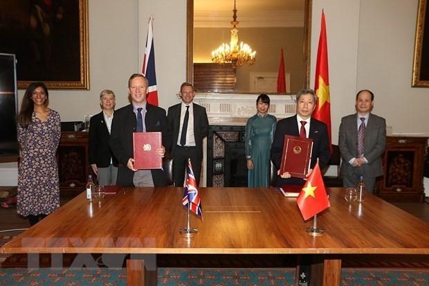 《越南与英国自由贸易协定》为越南的出口产品打造新平台 hinh anh 3