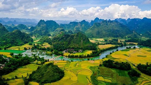 越南三处世界地质公园 hinh anh 1