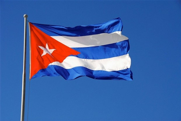 越南党和国家领导人向古巴领导人致贺电 hinh anh 1