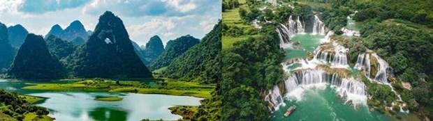 越南三处世界地质公园 hinh anh 3