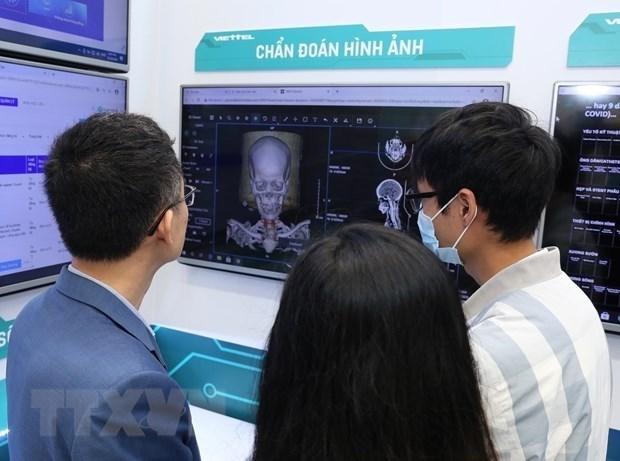 越南医疗卫生行业实现数字化转型 走向智慧医疗卫生 hinh anh 1